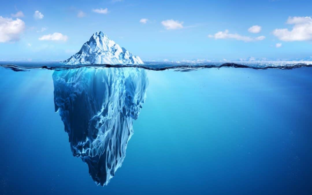 Want to speak with impact? Think of the ICEBERG.